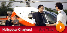Fort Worth Helicopter Services & Executive Charters